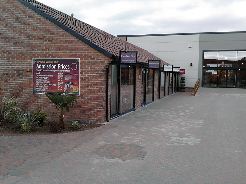 The Sign Workshop Information Boards In Gainsborough